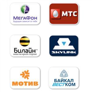 Операторы сотовой связи Приаргунска