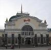 Железнодорожные вокзалы в Приаргунске